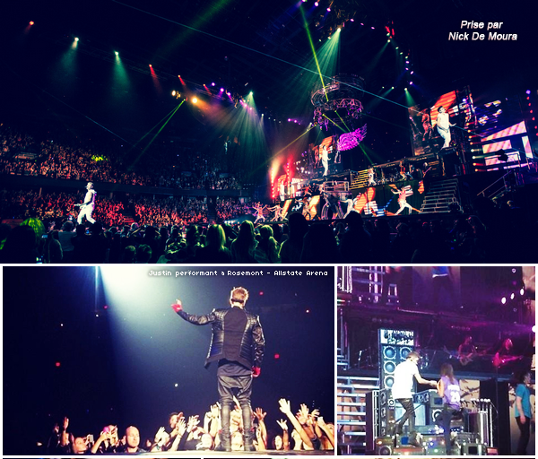 BELIEVE TOUR (l)