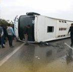 Tunisie : Deux élèves morts et 17 blessés dans un accident de la route | Actualités Nationales