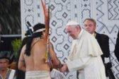 Le pape François cite la kabbale et salue la sagesse des communautés aborigènes
