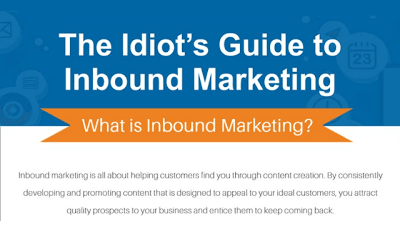 just free learn : The idiots guide to inbound marketing
