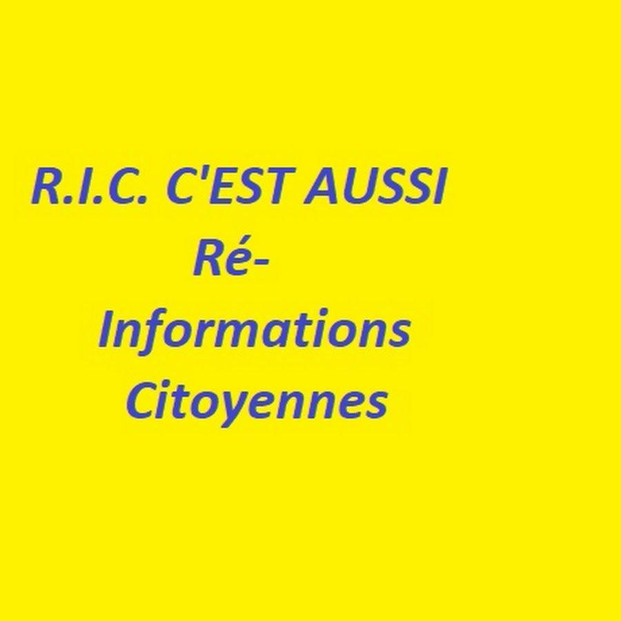 """Regardez """"R.I.C. MAIS Ré-Informations Citoyennes"""" Officiel sur YouTube, rdv sur vk.com pour lire les vidéos"""