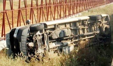 Turquie : 12 Russes blessés dans un accident d'autocar