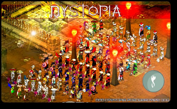 créer un forum : Dystopia