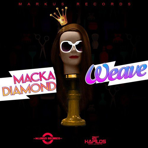 Macka Diamond ft djyoyopcman - Weave Rmx lokal [Ay Koké Riddim]official aug 2k15 - SoundCloud