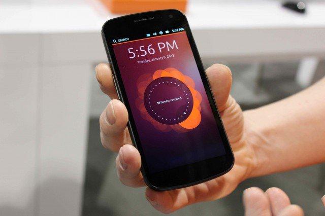 ЗАО НОВЫЕ ТЕХНОЛОГИИ: Canonical Ltd . Galaxy Nexus работает в Ubuntu