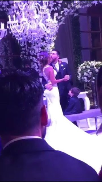 STAR PEOPLE CROWN: WEDDING OF LEO MESSI STAR SOCCER AND ANTONELLA ROCCUZZO