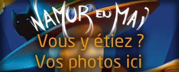 Namur en mai : le best-of en images
