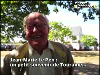 VIDEO : Quand Jean-Marie Le Pen amuse les siens
