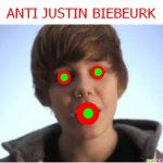 ANTI JUSTIN BIEBEURK ! - Blog de Sassou-The-belge