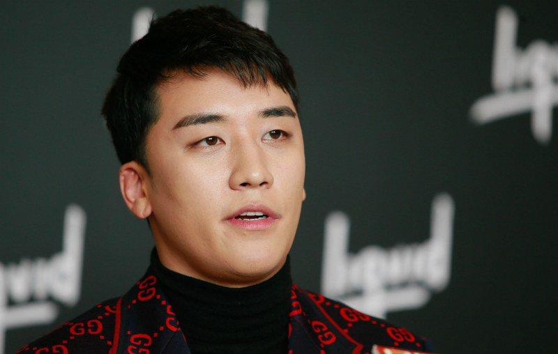 Seung Ri (BIGBANG) prend sa retraite sur fond de scandale sexuel