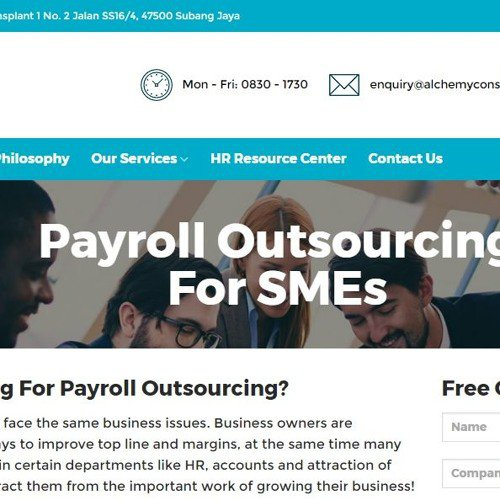 Payroll Services Outsourcing for Malaysia small medium enterprises