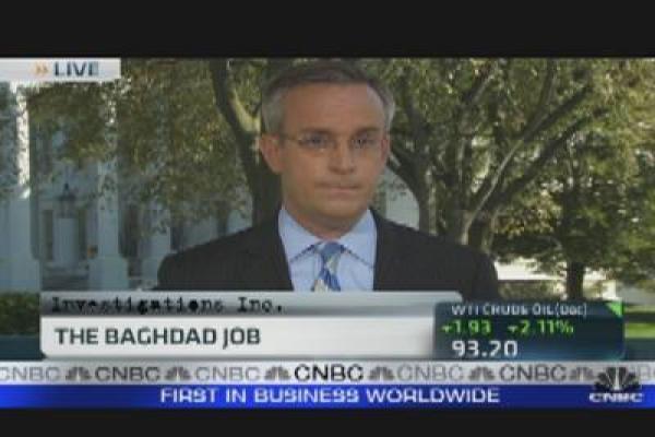 NY Fed's $40 Billion Iraqi Money Trail