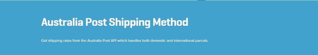 WooCommerce Australia Post Shipping Method Extension 2.3.11