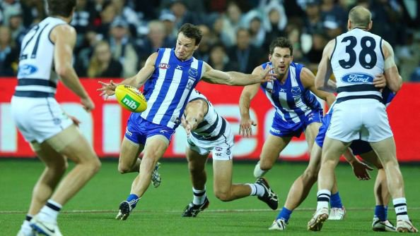 AFL Live – Round 17 – Melbourne vs Geelong Cats – 12th July
