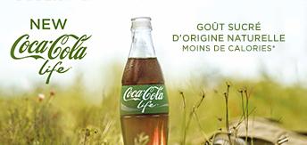 Coca-Cola life débarque en Belgique - Coca-Cola Belgium