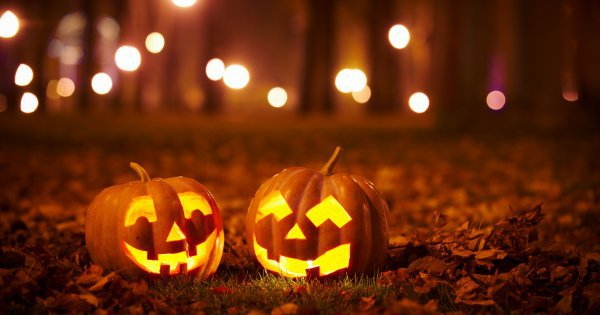 🎃  La véritable histoire d'Halloween  🎃
