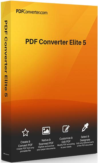 PDF Converter Elite 5 Crack & License Key Download - SnapCrack