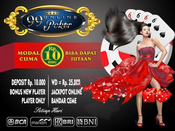 Judi di Tempat Agen Poker Online Terpercaya
