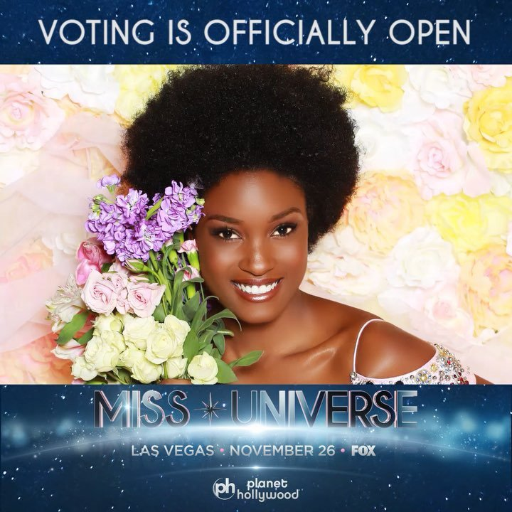 Instagram post by Miss Universe • Nov 22, 2017 at 7:08pm UTC