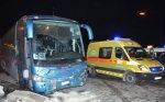 Gosselies: un mort et trois blessés lors d'une collision avec un autocar