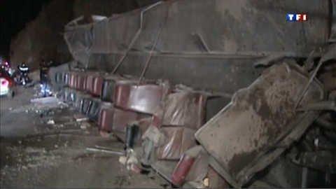 Vidéo Le plus grave accident d'autocar du Maroc - Actu