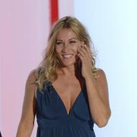 Mathilde Seigner rayonnante et sensuelle : ''Nina'' fait tourner les têtes