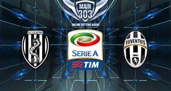 Prediksi Cesena vs Juventus 16 Februari 2015 Serie A