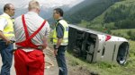 Swiss bus crash kills 2 Canadians - World - CBC News