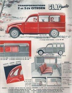 2CV..3CV FOURGONETTES   nice   Vintage cars, Citroen car, Cars