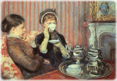 Petite histoire de l'heure du thé Britannique - À l'heure du thé