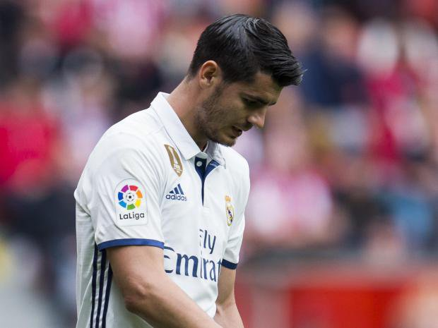 Real Madrid striker Alvaro Morata left in limbo after Man Utd withdrawal - Daily Soccer News