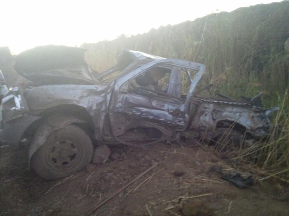 طائرة حربية مصرية تقتل 3 مدنيين بـ«الواحات» والجيش يحذر ذويهم | الخليج الجديد07-07-2017 الساعة 14:57