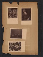 Walt Kuhn scrapbook of press clippings documenting the Armory Show, vol. 2, from the Walt Kuhn, Kuhn family papers, and Armory Show records - Image Gallery | Archives of American Art, Smithsonian I...