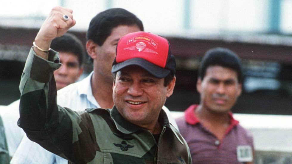 L'ancien caudillo panaméen Manuel Noriega est décédé