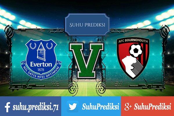 Prediksi Bola Everton Vs AFC Bournemouth 23 September 2017