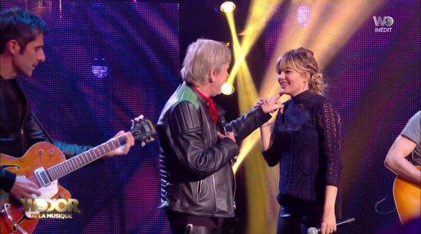 Louane très émue lors de sa rencontre avec Renaud (VIDEO) Actu - Télé 2 Semaines