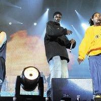 Le rap français s'affiche au Stade de France
