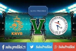 Prediksi Bola Belanda Vs Luxembourg 10 Juni 2017