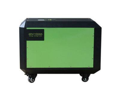48V Rechargeable Lithium ion Battery Pack & 48V LiFePO4 Battery Manufacturer  Large Power