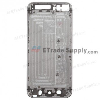 Apple iPhone 5S Rear Housing - Gray