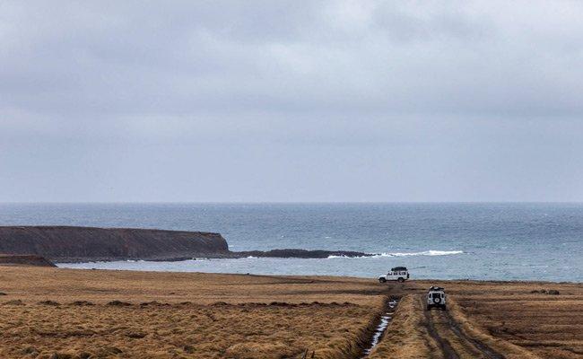 Nixon Surf Challenge 2013 : Islande