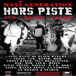 Maxi generation Hors Piste - Clk de Hors Piste 2011