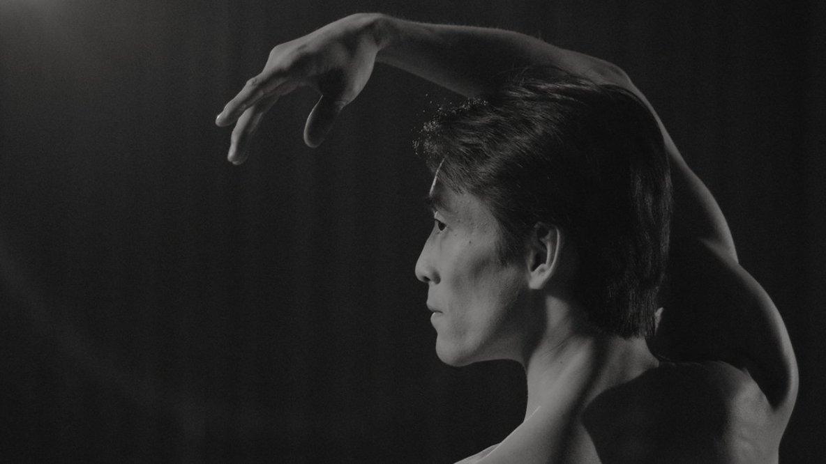 Les hommes du Ballet national du Canada