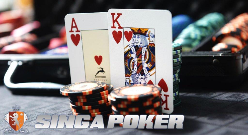 Agen Judi Poker Online Dengan Bonus Referral