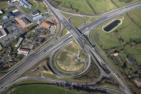 A13: les travaux de la bretelle Paris - Lisieux démarrent - Lisieux - Transports - ouest-france.fr