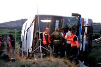 Deux morts, dont un Belge, sur la route des vacances