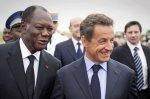 Ouattara sous l'influence de ses sorciersblancs