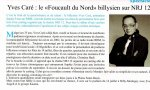 le Foucault du Nord - Bienvenu chez moi Yves Care