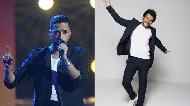 Slimane (The Voice) et Amir (Eurovision) : les concurrents s'encouragent sur Twitter Actu - Télé 2 Semaines