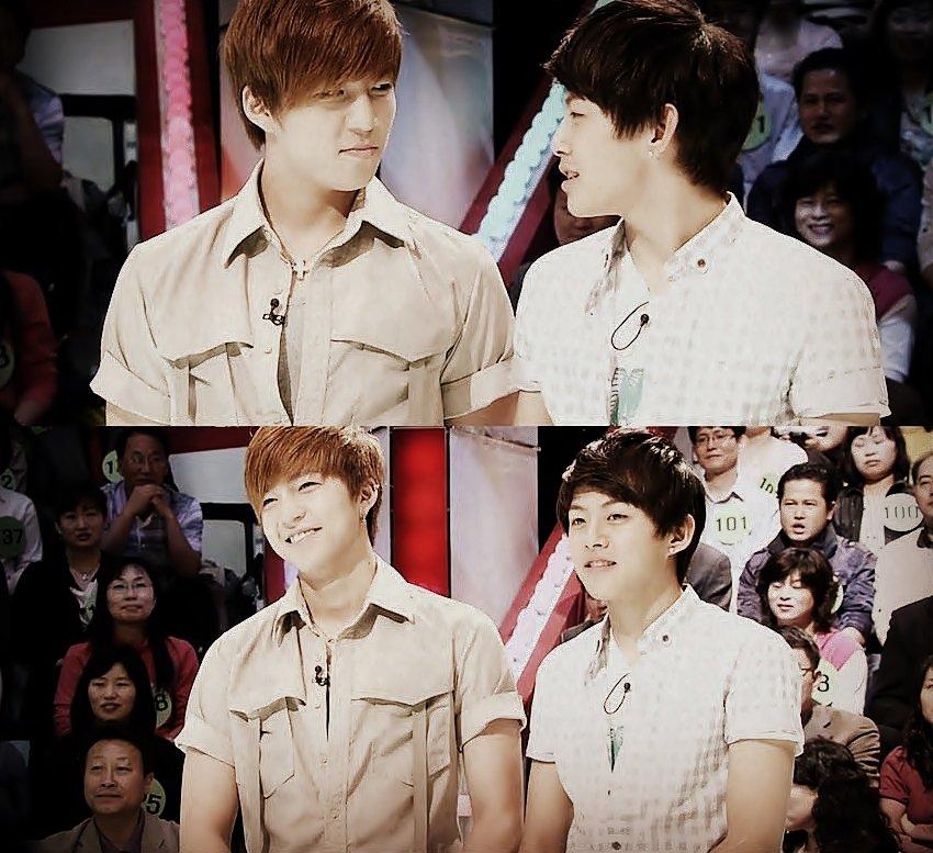 DongHo et Soohyun <3